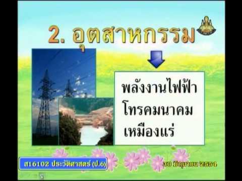 024 540630 P6his C historyp 6 ประวัติศาสตร์ป 6 แผนที่ประเทศลาว เมืองหลวง อาชีพ อุตสาหกรรม ภาษา