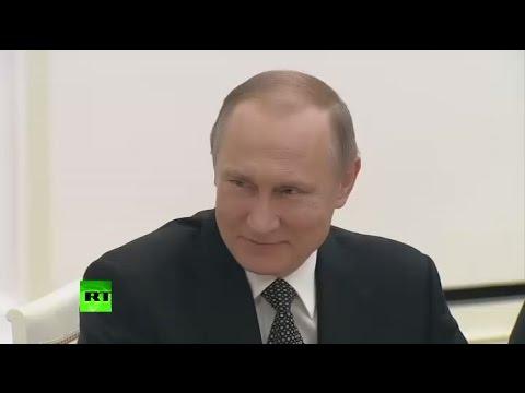 Путин перешел с