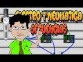 ELECTRO NEUMATICA ON DELAY (A+A-)