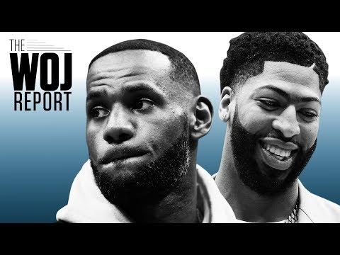 LeBron, Anthony Davis loom over Lakers' coaching decision | The Woj Report