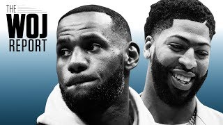 LeBron, Anthony Davis loom over Lakers' coaching decision | The Woj Report