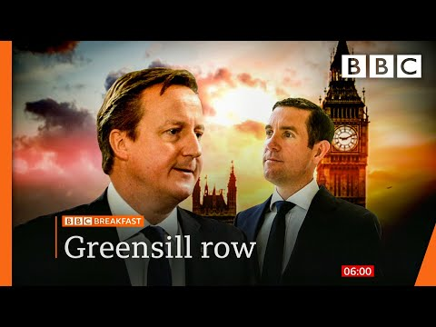 Greensill: Cameron says he will 'respond positively' to MPs' lobbying inquiry @BBC News live 🔴 BBC