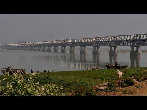 The Brahmaputra River Brize