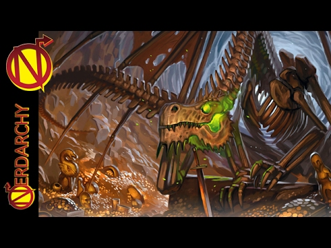 Fearsome Undead Dragon A K A The Dracolich  Dungeons and Dragons Monsters