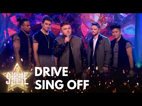 Drive perform for their places with 'Something' by The Beatles - Let It Shine - BBC One