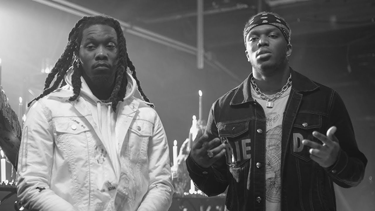 KSI – Cap (feat. Offset) [Official Music Video]