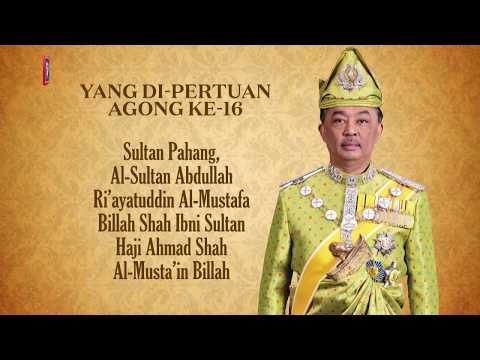 [LIVE] Istiadat Melafaz Sumpah Jawatan Yang di-Pertuan Agong ke-16 di Istana Negara