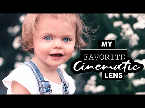 The BEST LENS For EASY CINEMATIC VIDEO