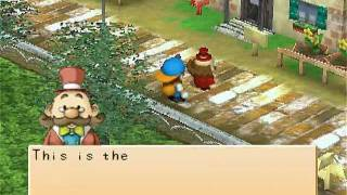 Harvestmoon : Back to Nature - Walkthrough (HQ) - PART 1