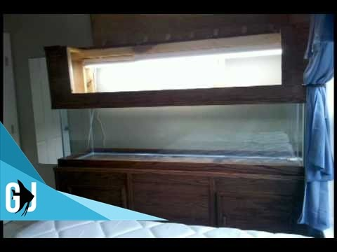 125 gallon aquarium canopy