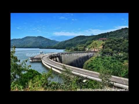 Victoria Dam, Sri Lanka