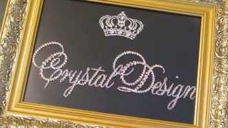 VIP-подарок- логотип компании кристаллами SWAROVSKI(Шикарный бизнес-подарок-логотип компании в виде картины из кристаллов SWAROVSKI. Это великолепный презент руко..., 2013-07-04T10:39:43.000Z)