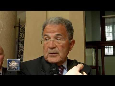"""""""Europa al bivio"""" - intervista a Romano Prodi"""