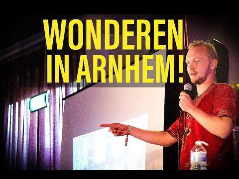 Genezing in Arnhem! Wonderen bij tieners! ???