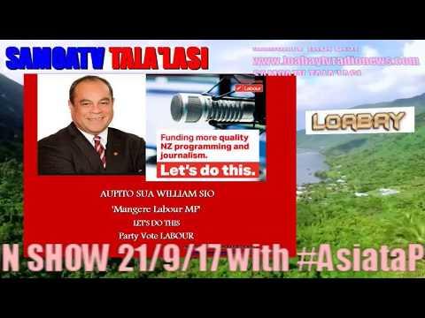 SAMOATV TALA'LASI  Live Stream