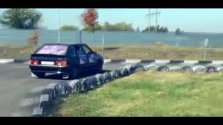 Обучение на автодроме 8