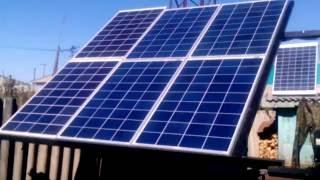 Увеличение мощности солнечных