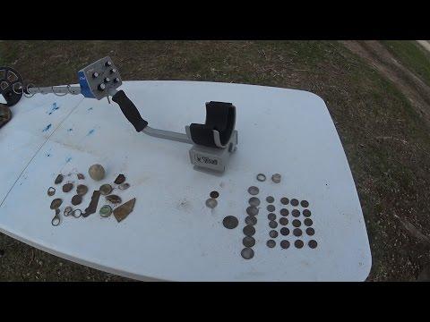 Tesoro Tejon Metal Detector Drive in Theater Hunt - YouTube