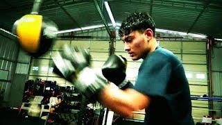 Hector Tanajara Boxing Training Highlights HD