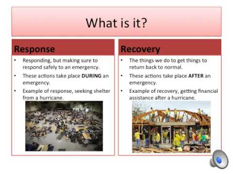 Emergency Management Theory Powerpoint