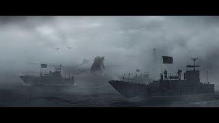 Godzilla Vs MUTOs Trailer (Akira Ifukube Score)