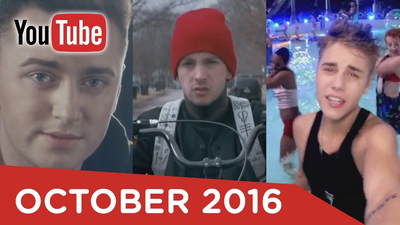 most viewed music videos on youtube