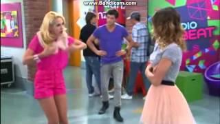 Violetta 2. Sezon 36. Bölüm- Diego Violettayı savunuyor.