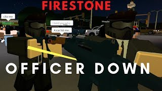 ROBLOX | Firestone DHS Officer Down (Full Episode)