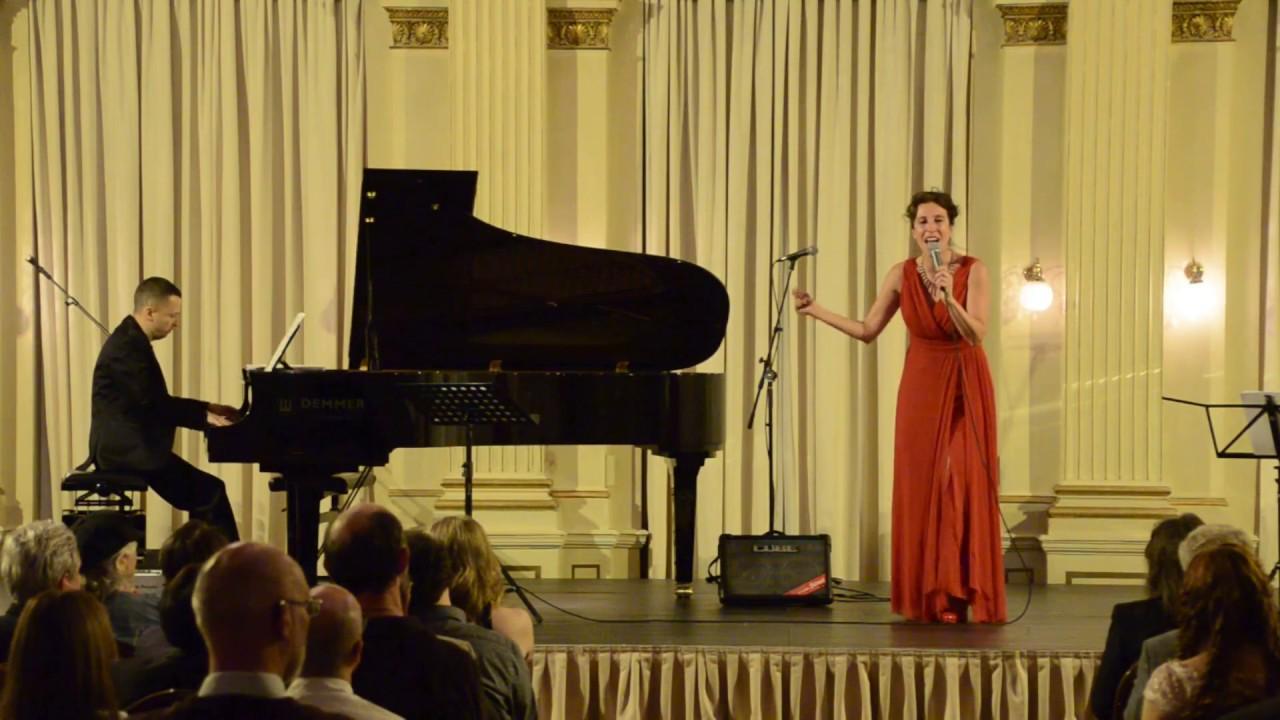 Gundula Braum - Sängerin - Mainz - Wiesbaden - Konzert ...