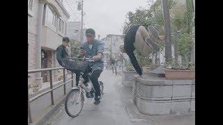 STOP!自転車ながらスマホ