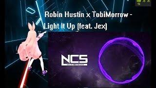 Beat Saber] Light It Up (feat. Jex) Robin Hustin x TobiMorrow