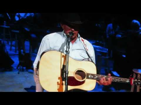 George Strait - Give It Away/2017/Las Vegas, NV/T-Mobile Arena