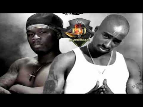 2pac Black Bandana 2 ft 50 cent & Busta Rhymes 2017 (BASS BOOSTED)