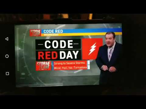 Weird News - Weatherman Who Criticized 'Code Red' Alerts Has Been Fired
