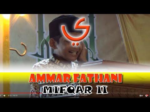 Suara emas Ammar Fathani, Pembukaan MIFQAR II 2016