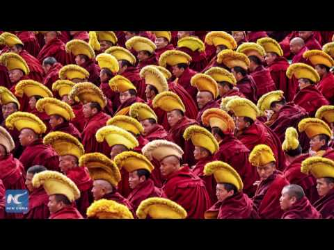 Amazing 600-year-old Drepung Monastery in Tibet