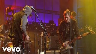 The Gaslight Anthem - Wooderson (Live On Letterman)