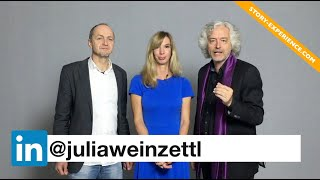 Business & Kindness im Corporate Context –Julia Weinzettl, Gregor Jasch & Otmar Kastner