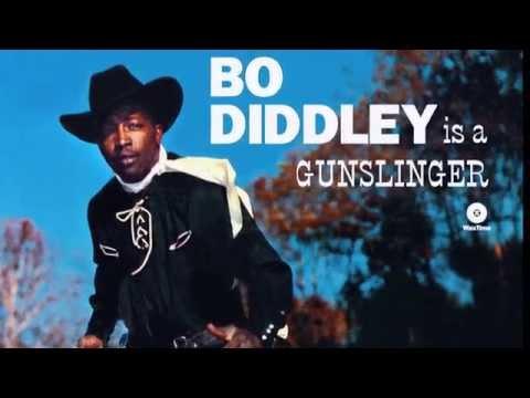 Bo Diddley - Gun Slinger [stereo]