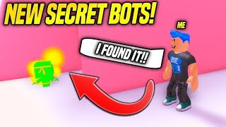 I FOUND The SECRET BOTS And DEFEATED The FINAL BOSS IN BATTLE BOT SIMULATOR!! (Roblox)