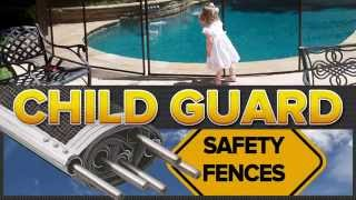 Pool Safety Fence | My Baby Guard Pool Fences Alternative