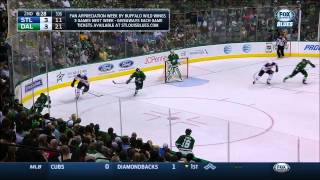 St. Louis Blues vs. Dallas Stars (April 3) 2015