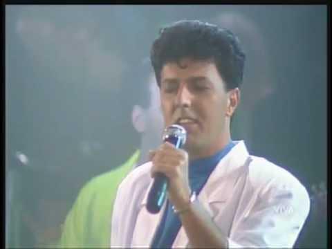 Jose Augusto - Aguenta Coração - Globo de Ouro de 1990