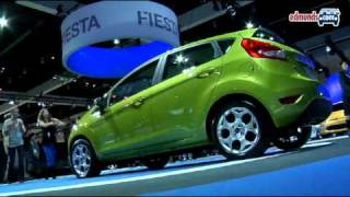 Fiesta Time! 2011 Ford Fiesta @ 2009 Los Angeles Auto Show
