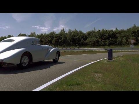 Mercedes Benz The Streamliner титры на русском языке