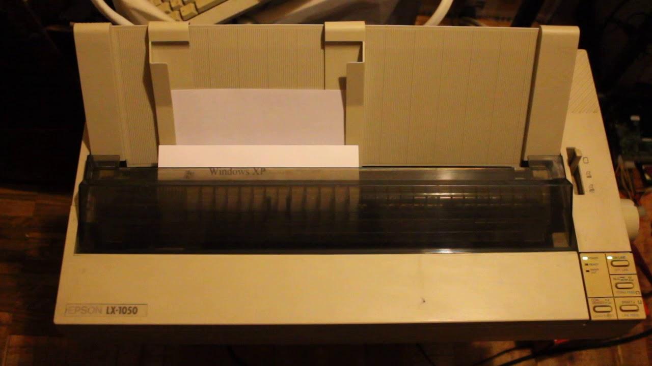 Купить матричные принтеры по самым выгодным ценам в интернет магазине dns. Широкий выбор. Матричный принтер epson lx 350. [а4, 9 pin, 347.