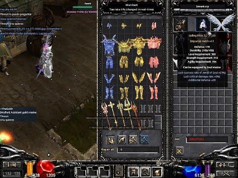 Mu Online [+7400] [Oficial] en Taringa!