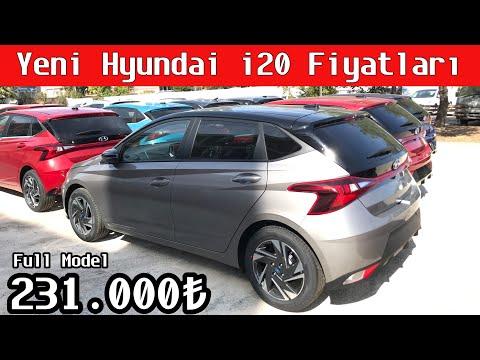 Yeni Hyundai i20 Fiyatları   Bayilerdeki Araçlar Satılmış   Artık Fiyatları Galericiler Belirler!!!