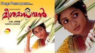 Penne penne -  Meesamadhavan