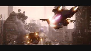 """Halo 2 Anniversary Cutscenes - """"04 - They'll Regret That Too"""" HD (Blur Studios)"""